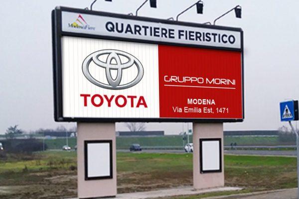 8x3 Modena